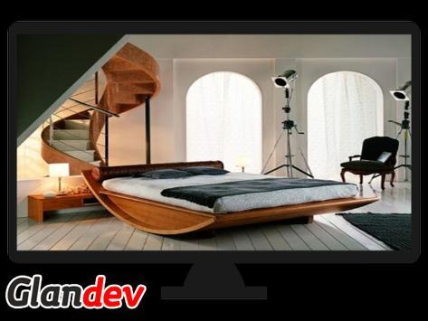 Bed Furniture Design screenshot 7