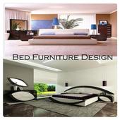 Bed Furniture Design icon