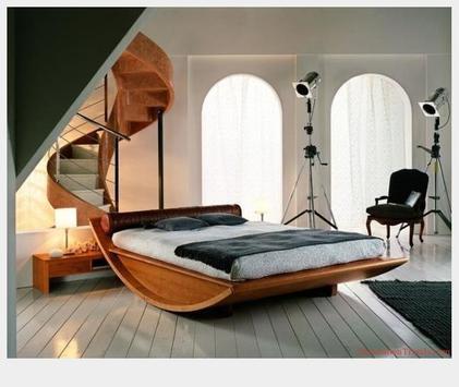 Bed Furniture Design screenshot 1
