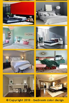 bedroom color design screenshot 8