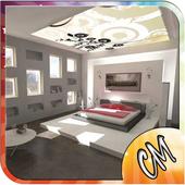 Bedroom Interior Design icon