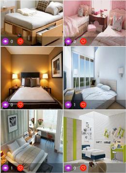 Bedroom Interior Design screenshot 5
