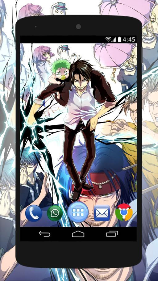 Beelzebub Anime Wallpaper For Android Apk Download
