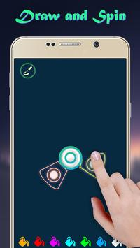 Draw and Spin - Fidget Spinner screenshot 3