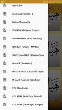 Belajar Bahasa Arab Lengkap screenshot 2