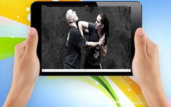 Learn Self-Defense Krav Maga screenshot 3