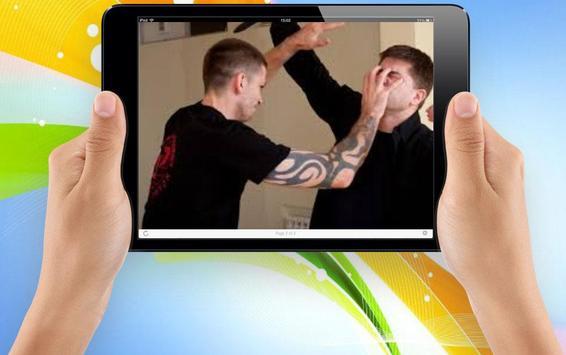 Learn Self-Defense Krav Maga screenshot 2