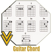 Learn Guitar Chord For Beginners icon