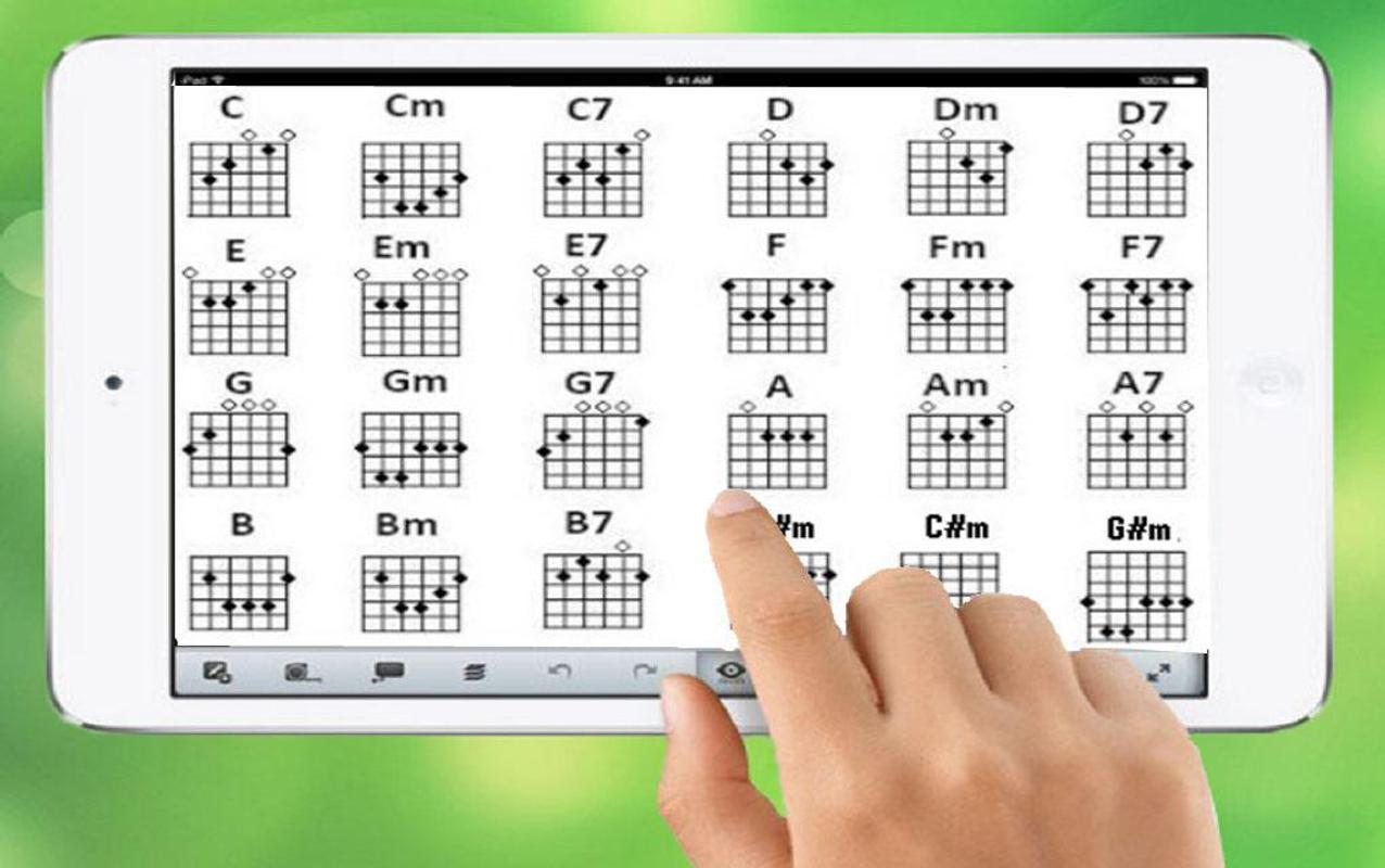 Learn Guitar Chord For Beginners For Android Apk Download