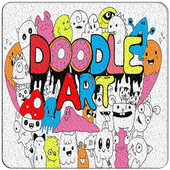 Learn to Draw a Colored Doodle icon