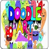 Doodle Name Art Ideas icon