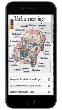 Teknik Kendaraan Ringan Lengkap 2018 screenshot 5