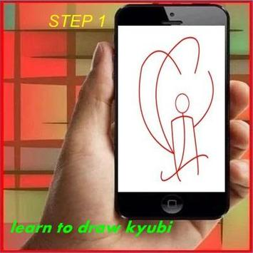 Learn to Draw Kyubi poster