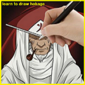Learn to Draw Hokage icon