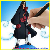 Learn to Draw Madara icon
