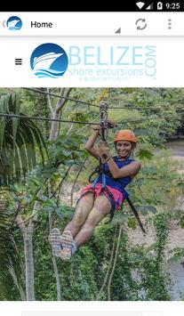 Belize Shore Excursions apk screenshot