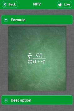 Cfa formula lvl 1 Free apk screenshot
