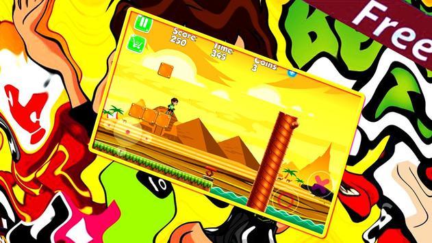 Super Ben Adventure B10 apk screenshot