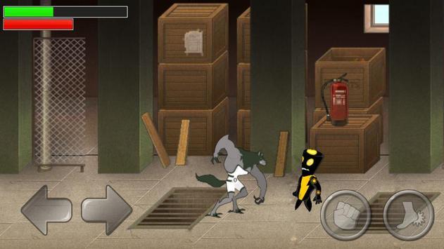 Alien Ben Blitzwolfer Lycan screenshot 1
