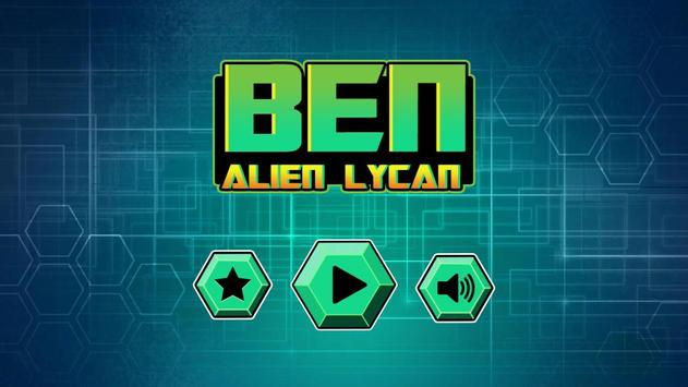 Alien Ben Blitzwolfer Lycan screenshot 4