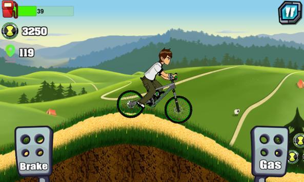 Little Ben Bicycle Climb Race apk screenshot