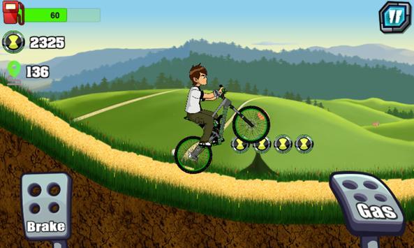 Little Ben Bicycle Climb Race poster