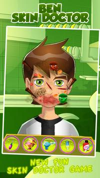 Ben Skin Doctor Game apk screenshot