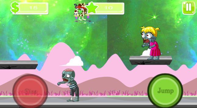 ben zombie runner fight screenshot 3