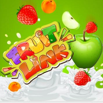 Fruits Link Game New poster