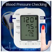 Blood Pressure Checking Prank icon