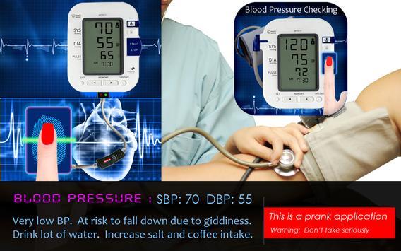 Blood Pressure Checking Prank poster