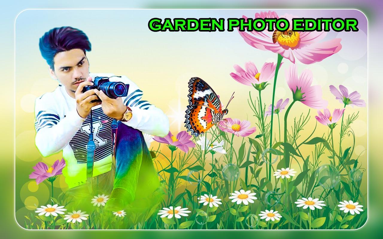 Garden photo editor garden photo frames for android apk download garden photo editor garden photo frames poster izmirmasajfo