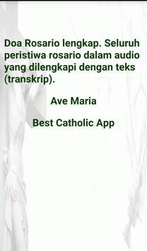Doa Rosario screenshot 4