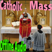 Catholic Mass (Offline Audio) icon