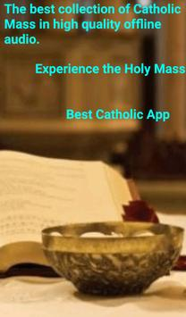 Catholic Mass (Offline Audio) screenshot 4