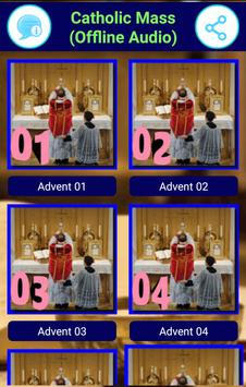 Catholic Mass (Offline Audio) screenshot 2