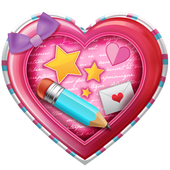 Love Messages Greeting Cards icon