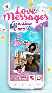 Love Messages Greeting Cards apk screenshot