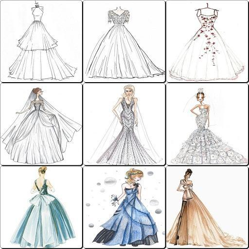 Kleider Designen