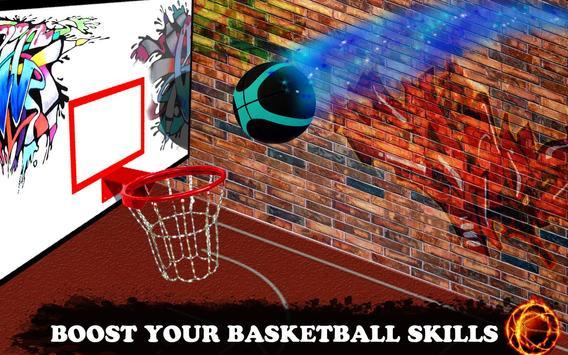 BasketBall Toss Free poster