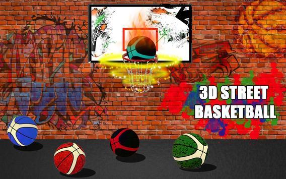 BasketBall Toss Free apk screenshot