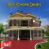 Best 3D Home Designs icon