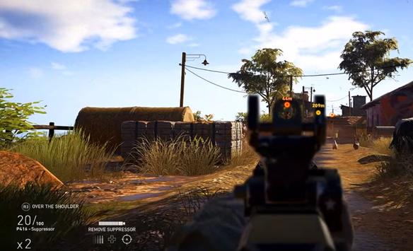 Tips Ghost Recon Wildlands apk screenshot