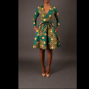 Best African Fashion Style poster