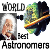World Best Astronomers Biographies icon
