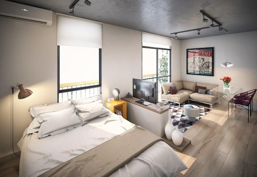 5400 Ide Desain Apartemen Studio Terbaik Download Gratis
