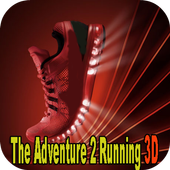 The Adventure 2 Running 3D icon