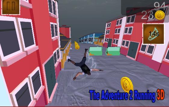 The Adventure 2 Running 3D screenshot 3