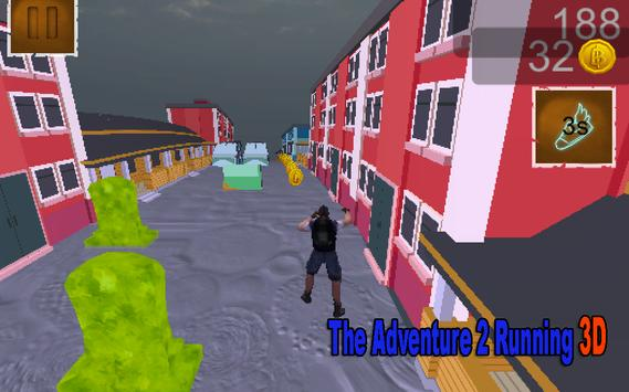 The Adventure 2 Running 3D screenshot 14