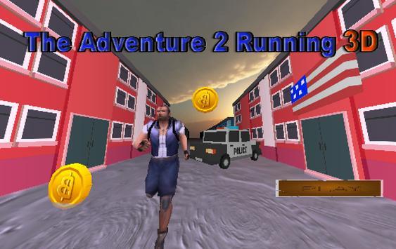 The Adventure 2 Running 3D screenshot 1